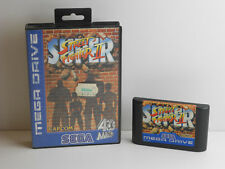Super Street Fighter II für Sega Mega Drive