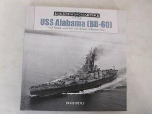 USS Alabama (BB-60): From Tarawa, Leyte Gulf, and Okinawa, to Museum Ship (Legen