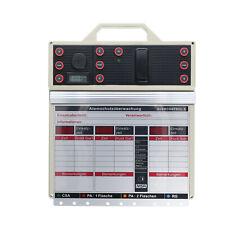 Auercontrol E Auer Atemschutz Überwachungstafel MSA Auer - gebraucht