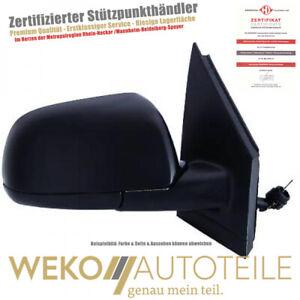 Rétroviseur Droit Extérieur Pour VW Polo 2205024 DIEDERICHS