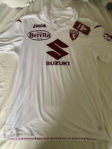 Torino FC Away - Football Shirt XL - Joma