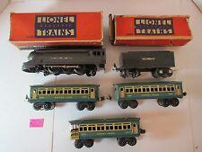 Lionel  Locomotive #1668E O.B.W/ 1689 TENDER O.B.& TWO #1692 PULLMAN,#1693 CARS