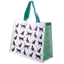 Puckator I Love my Cat Design Shopping Bag Reusable Shopper Tote Grocery Travel