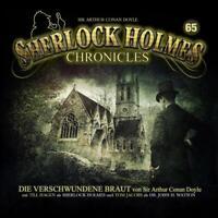 SHERLOCK HOLMES CHRONICLES - DIE VERSCHWUNDENE BRAUT   CD NEW