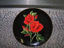 ''EVERLASTING LOVE'' PORCELAIN PLATE,FROM AN ORIGINAL PAINTING, HACKETT AMERICAN