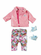 Zapf Creation 825259 - BABY born® City - Deluxe Scooter Outfit