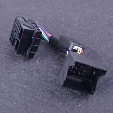 RCD330 Steering Wheel Quadlock Adapter Avoid Drain Battery Fit For VW MK5 Touran