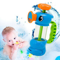 Children Baby Kids Bath Shower Swimming Pool Water Toys Duck Water Pump Toys