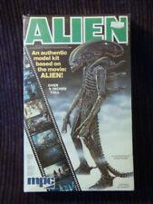 Vintage Alien MPC original 1979 model kit Xenomorph movie creature MIB sealed