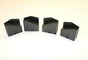 SET HANDBRAKE PADS JAGUAR MK2 & DAIMLER V8 2.5 SALOON