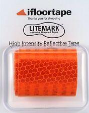"LiteMark Orange High Intensity Light Focusing Reflective Tape (2"" X 36"" Roll)"