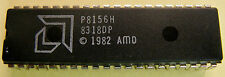 AMD P8156H DIP-40 2048-Bit Static MOS RAM with  I/O Ports & Timer NOS G#5P9-24