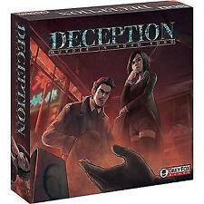 Deception: Murder in Hong Kong New