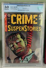 JERRY GARCIA COLLECTION: CRIME SUSPENSTORIES #20 (EC 1953) CBCS 3.0 NR!