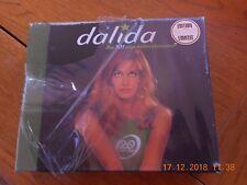 """coffret neuf dalida Edition limitée 5 cd """"101 chansons"""""""