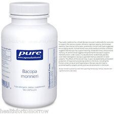 Pure Encapsulations Bacopa monniera 200 mg 180 vcaps