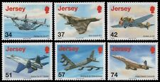 Jersey 2007 - Mi-Nr. 1304-1309 ** - MNH - Flugzeuge / Airplanes