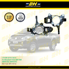1 Pair Knuckle For Mitsubishi Triton KB4T ABS 4WD (MR992367 / MR992368)