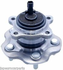 For TOYOTA AVENSIS 2009-2015 REAR AXLE WHEEL HUB BEARING COMPLETE
