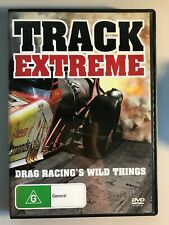 Track Extreme Drag Racing's Wild Things DVD (DISC MINT) Pal R4