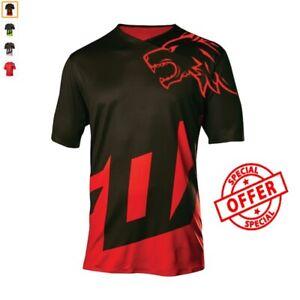 Cycling Jersey men Downhill Jersey Summer MTB Clothing Off Road short sleeve