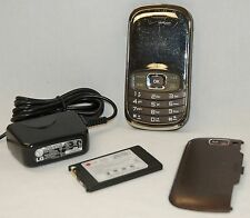 LG Octane VN530 Verizon Mobile Cell Phone 3G Full Qwerty Flip-Keyboard skype GPS