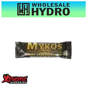 Xtreme Gardening Mykos 100g Pure Mycorrhizal Organic Root Enhancer x 3 Packets