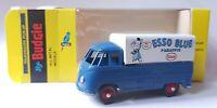 Budgie Diecast Models 204 VW SINGLE CAB PICK UP 1:43 ESSO BLUE PARAFFIN MIB