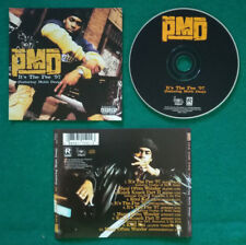 CD PMD It's The Pee'97 HIP HOP RAP USA 1997 das efx mobb deep no lp mc(R2)