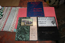 William Annin Middle School Basking Ridge NJ Yearbooks-1994 To 1997-3 Year Books
