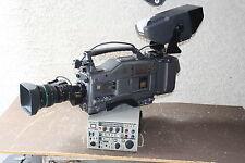 Sony MSW-900 DVW-700WS Video Camera With Triax SDI
