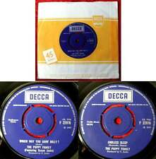 Single Poppy Family feat Susan Jacks: Which way you goin´ Billy? (Decca F 22976)