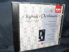 Itzhak Perlman Collection Vol. 9 -Vieuxtemps / Ravel / Saint-Saëns