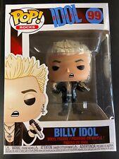 Funko Pop! Vinyl Figure Rocks Billy Idol Nib