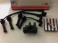 FORD FOCUS mk2 & C MAX 1.4 1.6 16V IGNITION COIL PACK,PLUGS & LEADS 2005-2010
