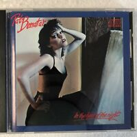 Pat Benatar-In the Heat of the Night Music CD Private Collection Free Shipping