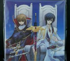 """JAPAN Code Geass: Lelouch of the Rebellion """"Suzaku & Lelouch"""" Canvas Board"""
