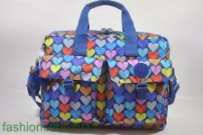 New KIPLING New Baby L Nursery Shoulder Bag with Changing Pad - Festive Beauty