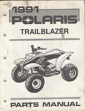 1991 POLARIS ATV  TRAILBLAZER  P/N 9911976 PARTS MANUAL (914)