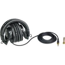 Audio-Technica*ATH-M30X*Pro Studio DJ Monitoring Headphones ATHM30X FREE2DAY NEW