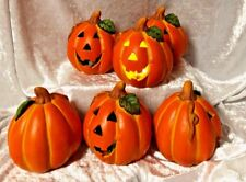Halloween Pumpkins Light up Home Decor - New