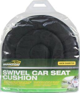 Swivel Car Seat Cushion Aid - 360 deg Rotation - Assists Mobility