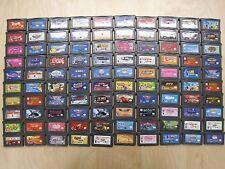 Lot of 100 Nintendo Game Boy Advance Games