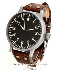 Laco Flieger-Beobachtungs-Uhr Replika 55 - Limited Edition (gebraucht)