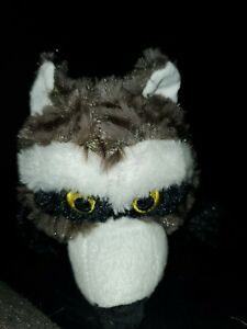 Plush Puppies Racoon for Dog Toy - L - squeakers inside