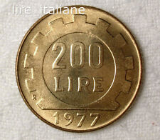 200 LIRE 1977 1978 1979 1980 1981 1984 1986 1987 1988 1991 1995 1998  *FDC*