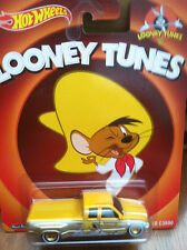 Hotwheels  LOONEY TUNES Speedy Gonzales   Customized 3500