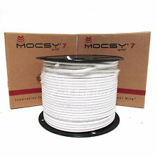 1000ft PCT RG6 Cable Satellite DISH NETWORK DirecTV FTA 2x 500' Bulk Coaxial
