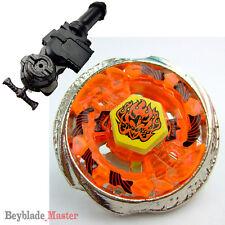 Beyblade Fusion Metal Masters BB-59 Burn Phoenix+GRIP+LR Launcher