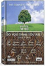 Who Do You Think You Are? Complete 1st Series Dvd Brand New & Factory Sealed